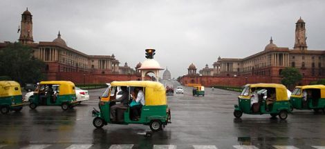 A recent policy change will allow more auto rickshaws fueled by compressed natural gas onto Delhi's streets, but that alone will not dampen the drive for car or SUV ownership.