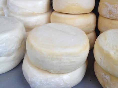 A nova lei abre a possibilidade de comercialização de queijos meia-cura. Foto: arquivo SerTãoBras